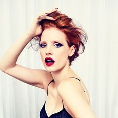 Jessica Chastain : Elle pose nue pour le magazine GQ (Photos)