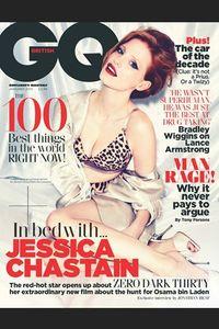 Jessica Chastain, GQ