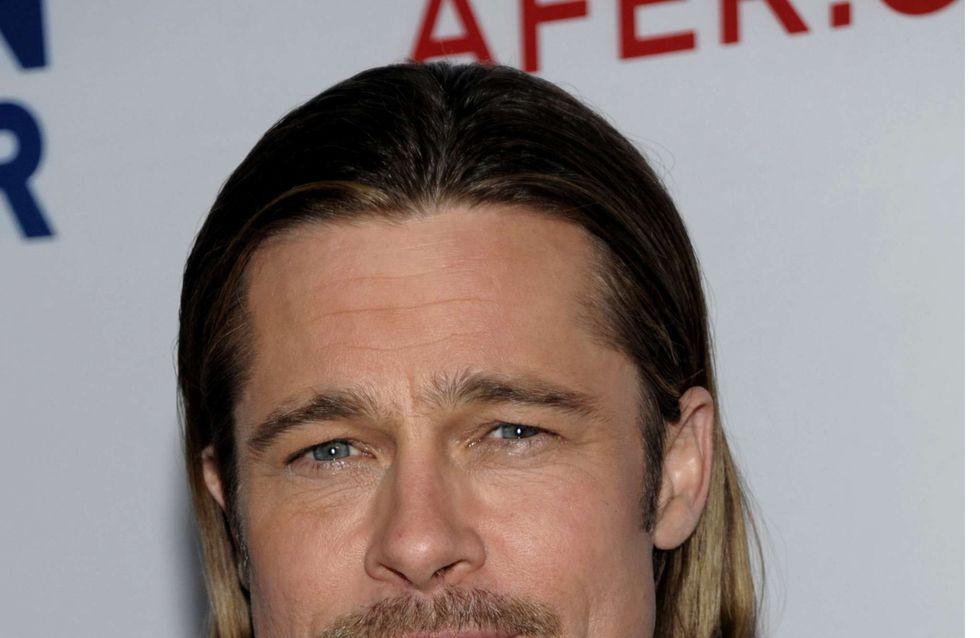 Brad Pitt : Fâché avec le Père Noël