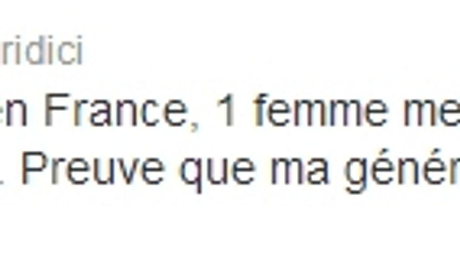 Carla Bruni-Sarkozy : Elle s'attire les foudres des féministes