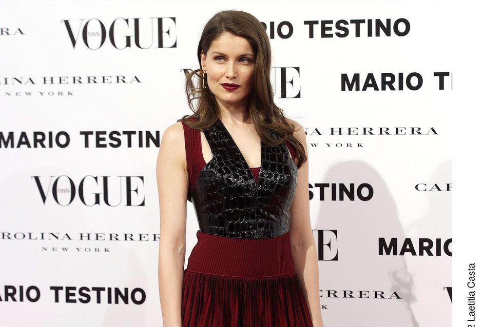 Laetitia Casta : Son look vampire sur le tapis rouge