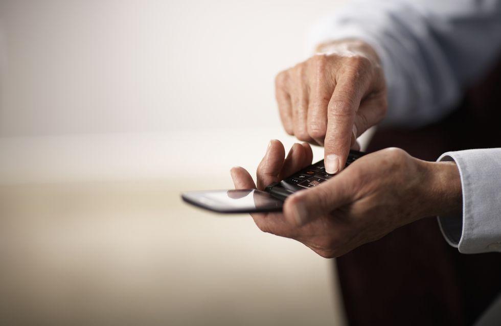 Des traces d'excréments sur 16% des téléphones