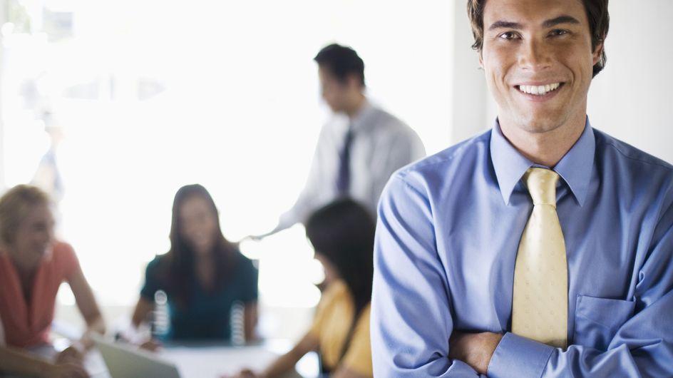 Les femmes cèdent plus facilement aux hommes qui sourient...