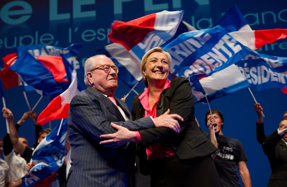 Crise à l'UMP : Le FN se régale !