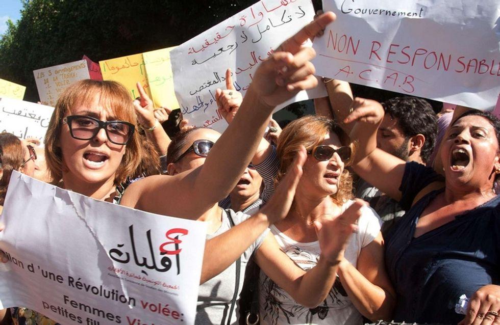 Tunisie : Un non-lieu pour la jeune femme violée par des policiers