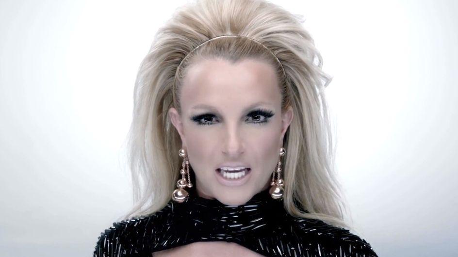 Britney Spears : Toujours sexy dans le nouveau clip de Will.i.am (Vidéo)