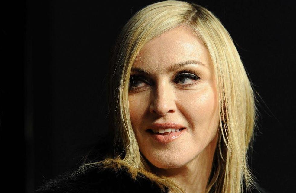 Madonna : Des cuisses trop grosses ?