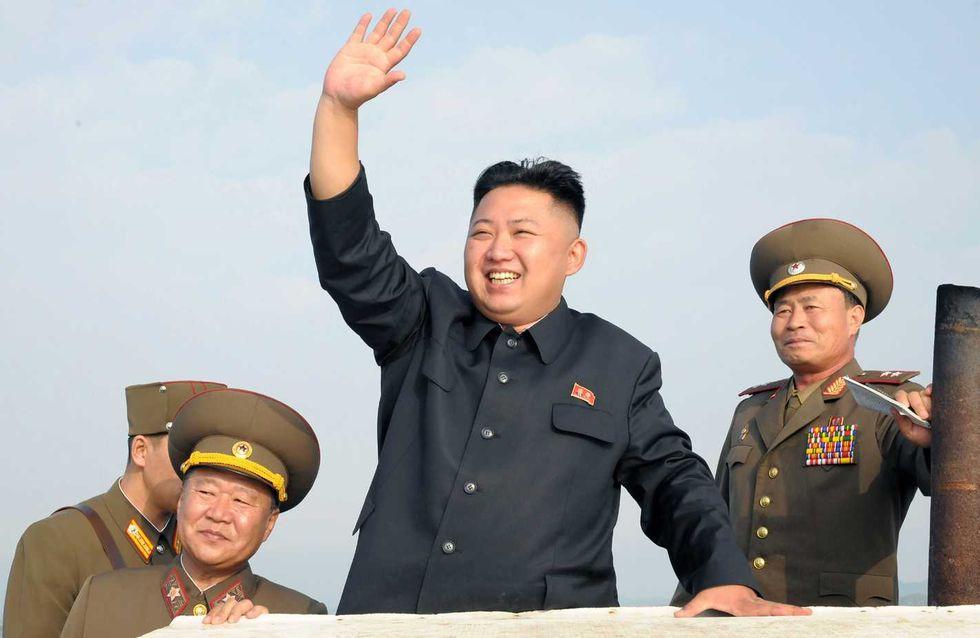 Kim Jong-Un : Elu homme le plus sexy du monde