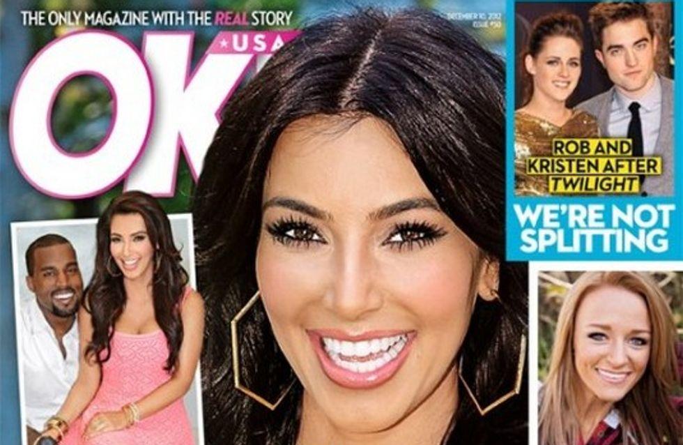 Kim Kardashian : Elle attend des jumeaux avec Kanye West
