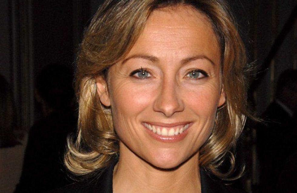 Anne-Sophie Lapix : Première femme élue intervieweuse politique de l'année