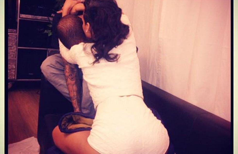 Rihanna : C'est très chaud avec Chris Brown ! (Photo)