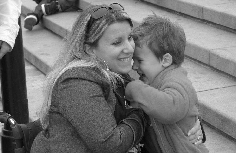 Florence : Maman handicapée, mais maman avant tout