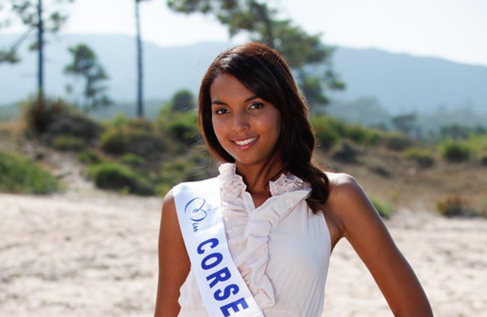 Miss France 2013 : Miss Corse, sa mère vole à son secours