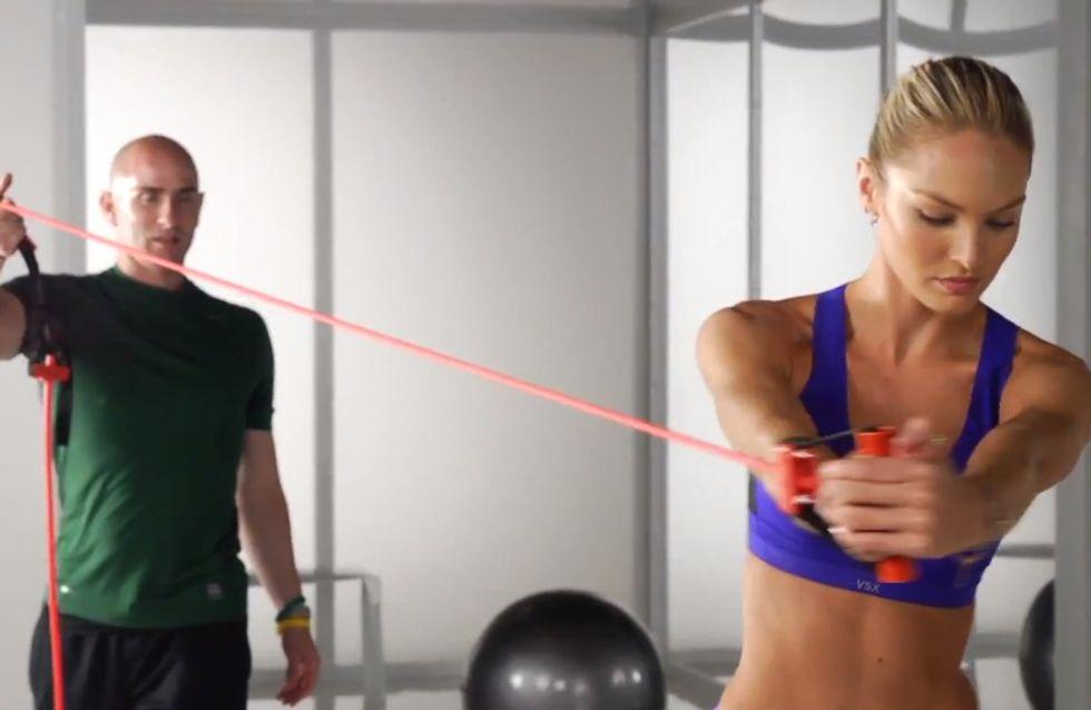 Victoria's Secret : Les Anges dévoilent leur entraînement drastique (Vidéo)