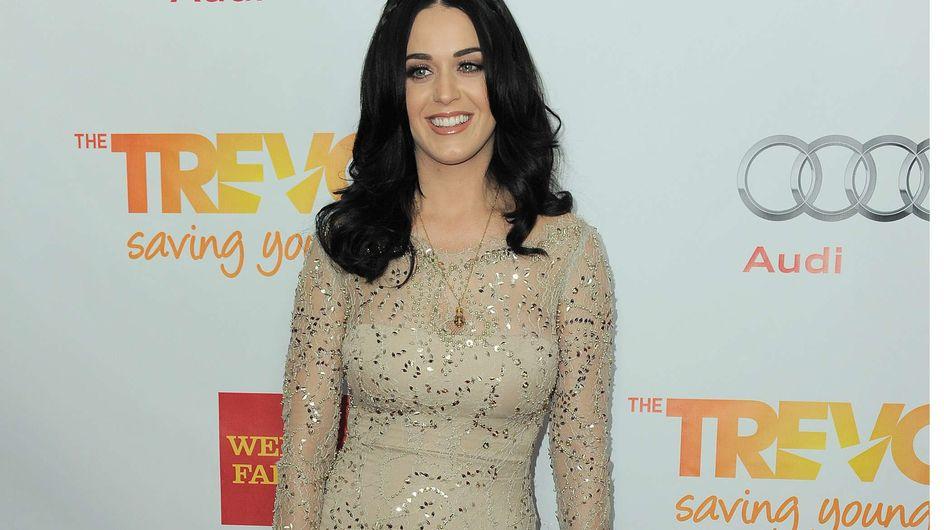 Katy Perry : Une nouvelle fois au top de l'élégance ! (Photos)