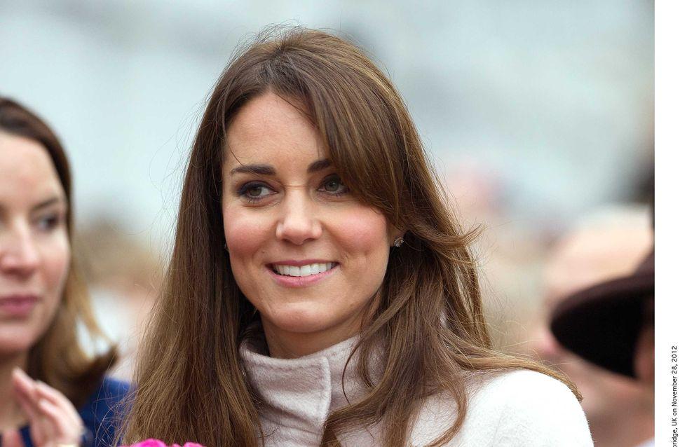 Kate Middleton enceinte : C'est officiellement confirmé ! (Vidéo)