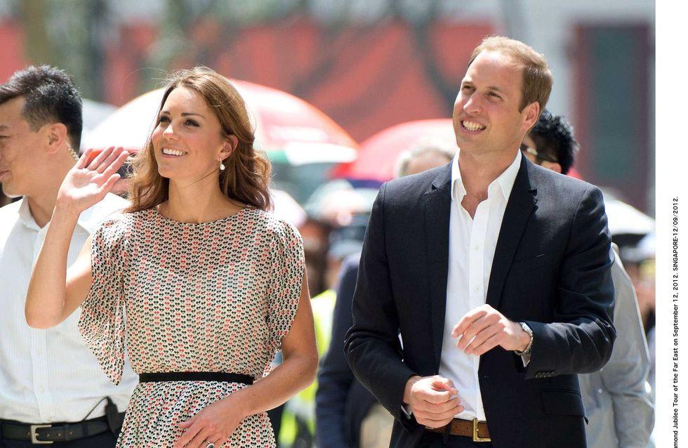 Kate Middleton enceinte : Quand le bébé a-t-il été conçu ?