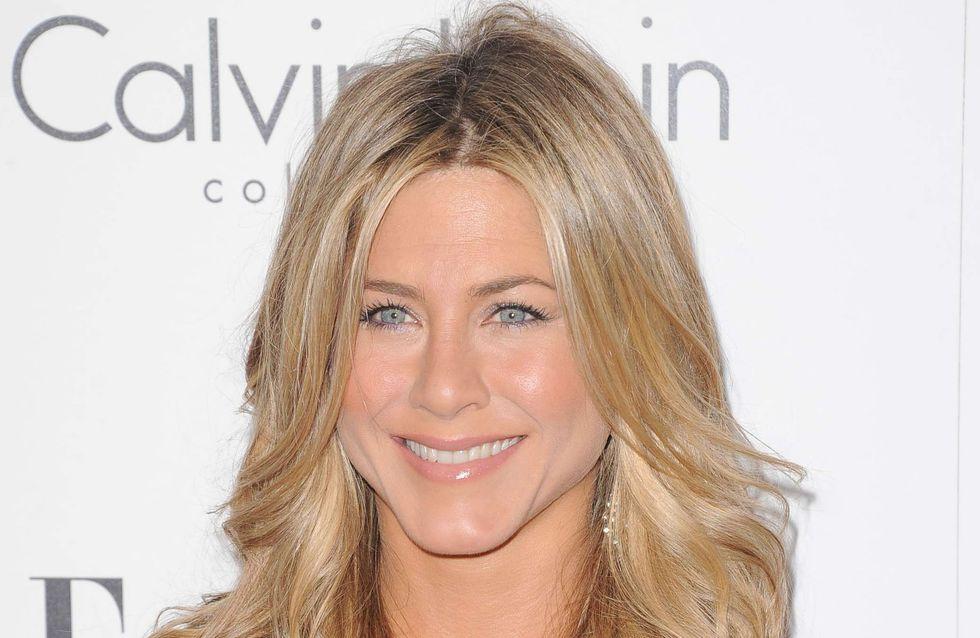 Jennifer Aniston : Elle fête enfin ses fiançailles !
