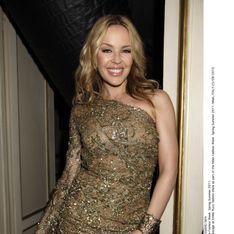 Kylie Minogue : Avant de passer par le maquillage, j'ai l'air d'avoir 94 ans