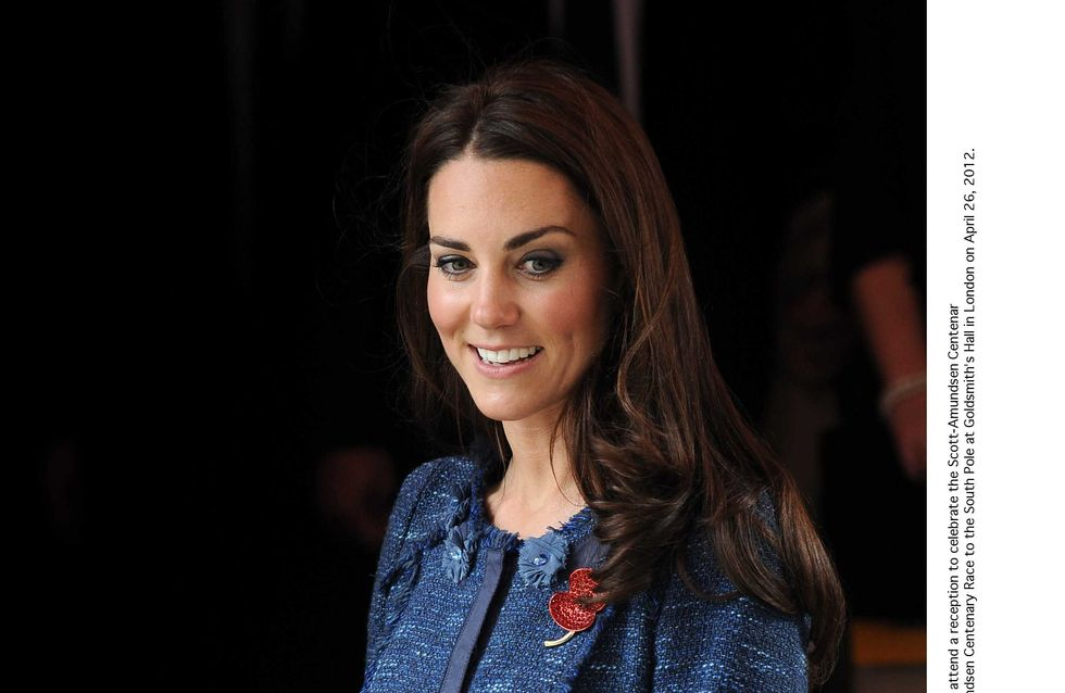 "Kate Middleton : Une future maman ""ferme mais juste"""