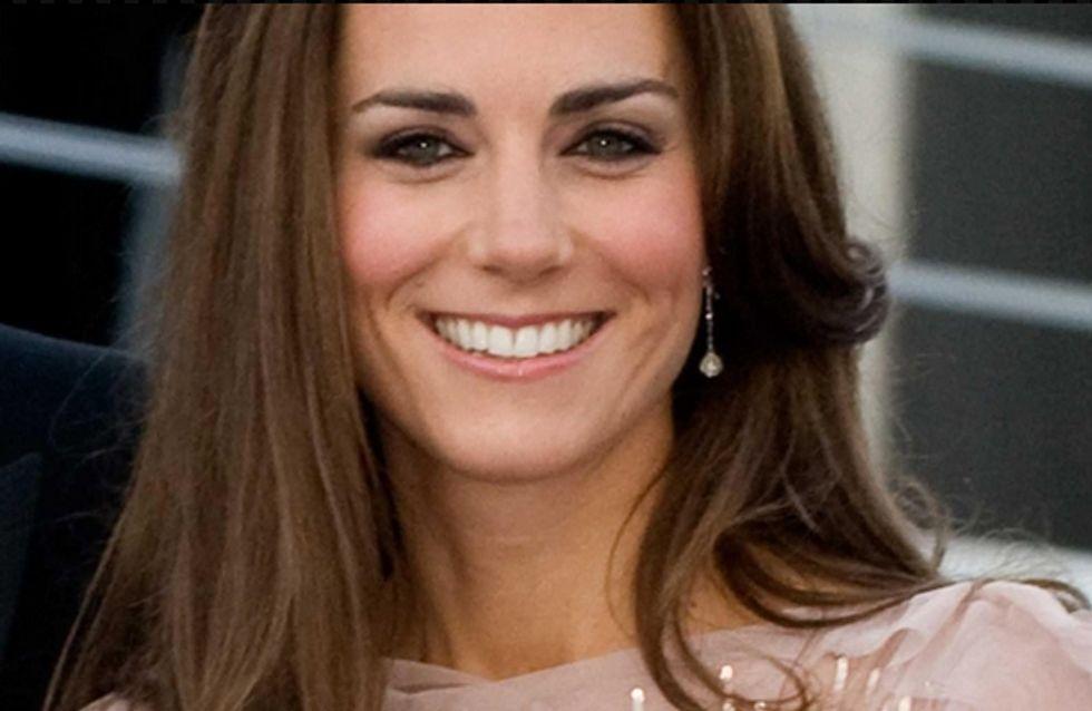 Kate Middleton enceinte : ''Le bébé pourrait s'appeler George ou Victoria'' (exclu)