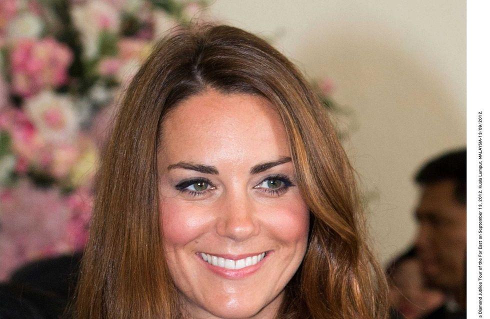Kate Middleton enceinte : Elle va mieux
