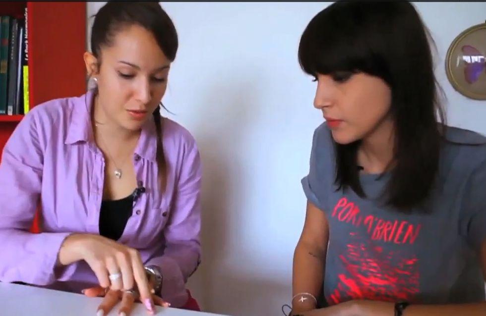 Tuto nail art : La beauté selon Caro ! (Vidéo)