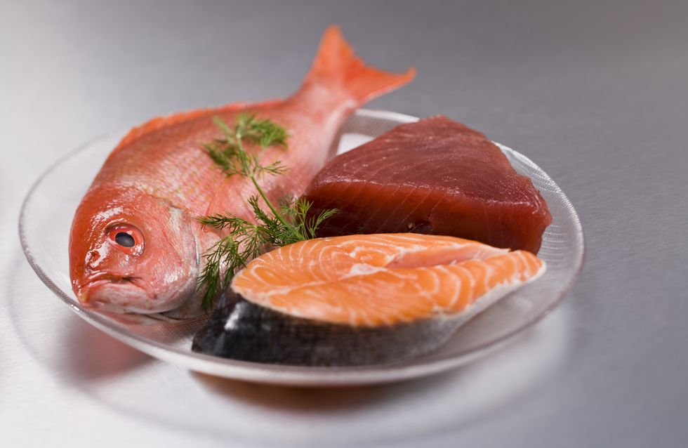 Manger du poisson ne serait pas si bon pour la santé...