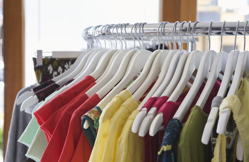 H&M rachète et recycle vos vieux vêtements