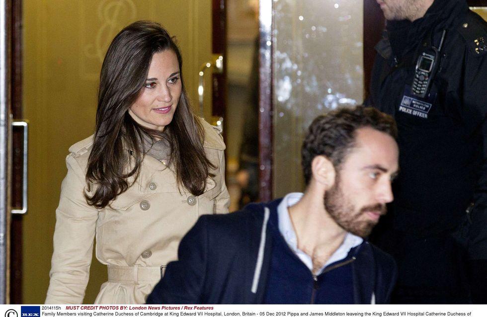 Pippa Middleton : Elle aussi s'inquiète pour Kate (Photos)