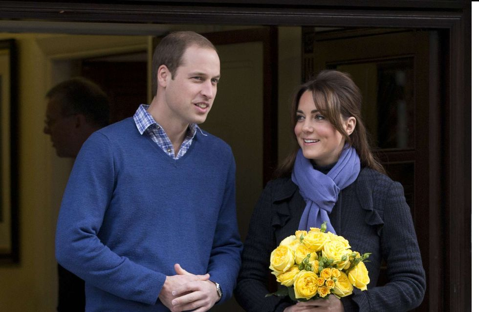 Kate Middleton enceinte : Enfin sortie de l'hôpital ! (Photos et Vidéo)