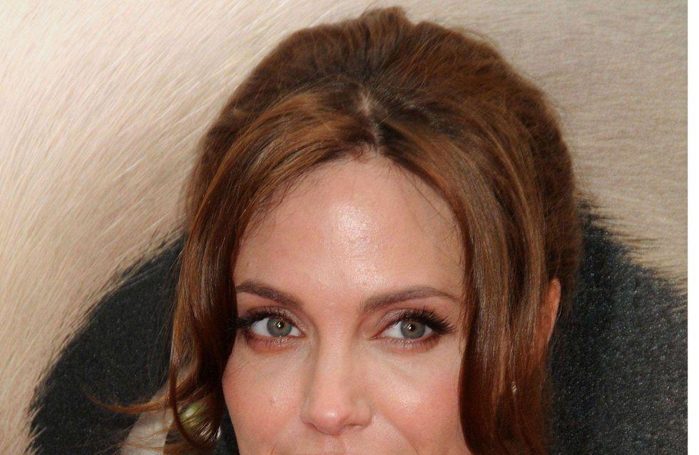 Angelina Jolie : Son ex-mari présent à son mariage ?