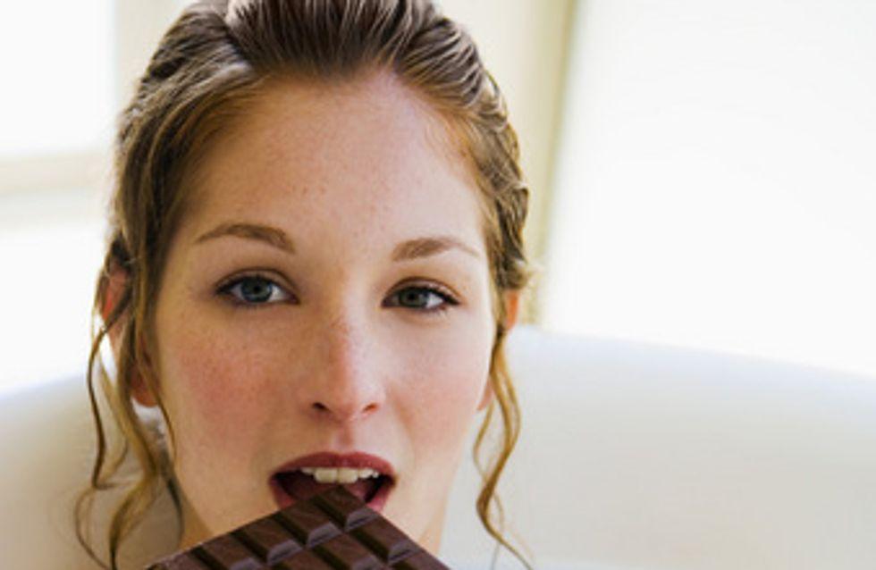 Préféreriez-vous vous passer de sexe ou de chocolat ?