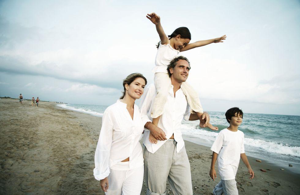 1 famille sur 2 estime qu'il est difficile d'élever ses enfants