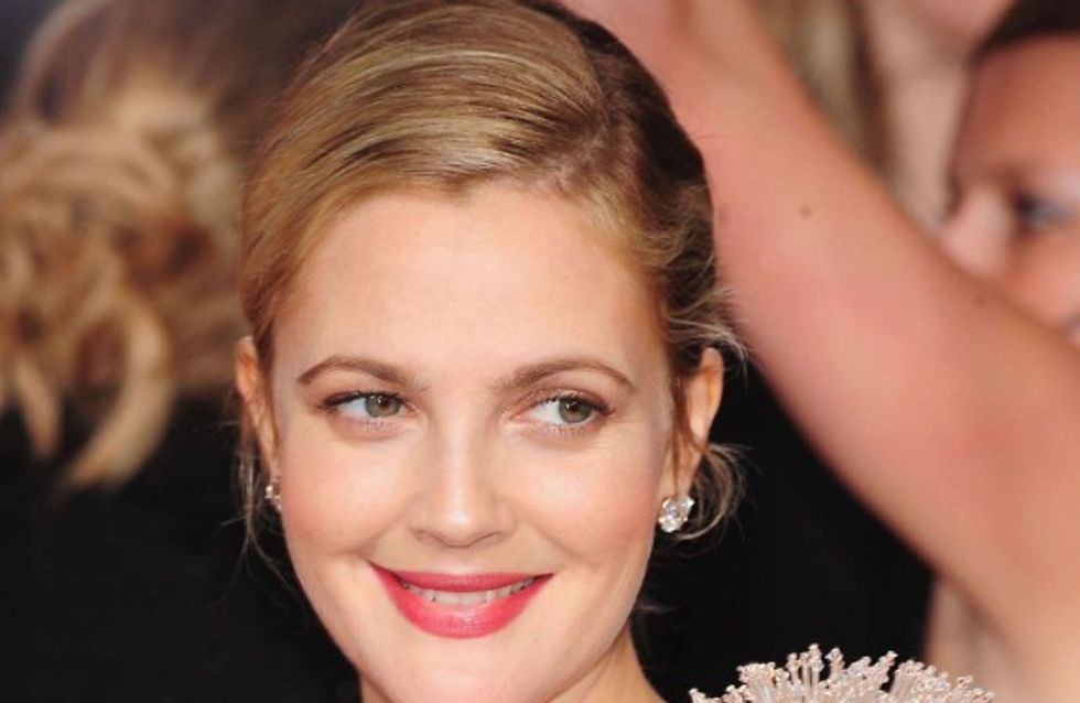 Drew Barrymore : Pourquoi sa fille s'appelle Olive (Vidéo)
