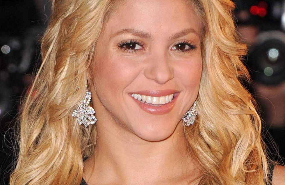 Shakira : Première photo de son fils ! (Photos)