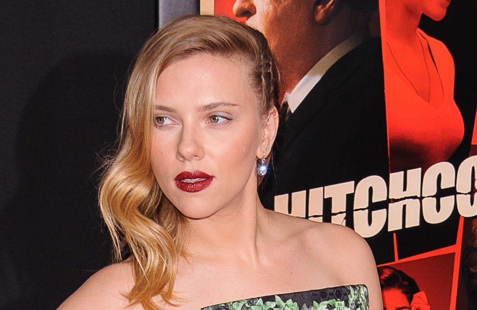 Scarlett Johansson et son chéri français : Ils ne se cachent plus