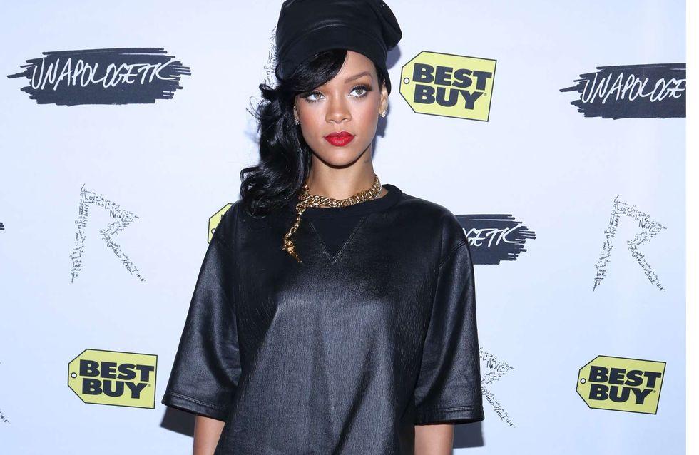 Rihanna : Son nouveau tatouage pour Chris Brown ! (Photo)