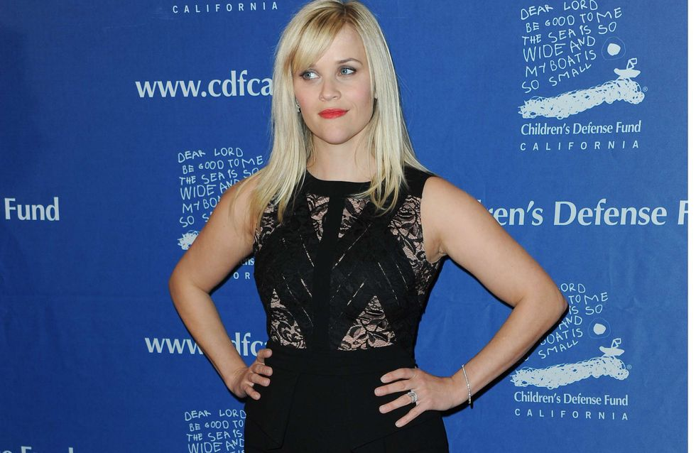 Reese Witherspoon : Où se cachent ses kilos post grossesse ? (Photos)