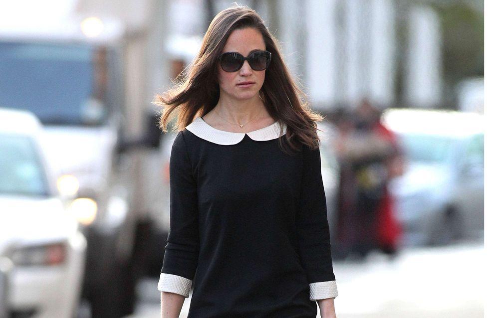 Pippa Middleton : Son look Sandro détaillé
