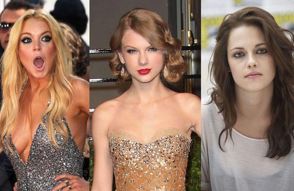 Best of 2012 : Les 12 stars qu'on ne peut plus voir en peinture ! (Photos)
