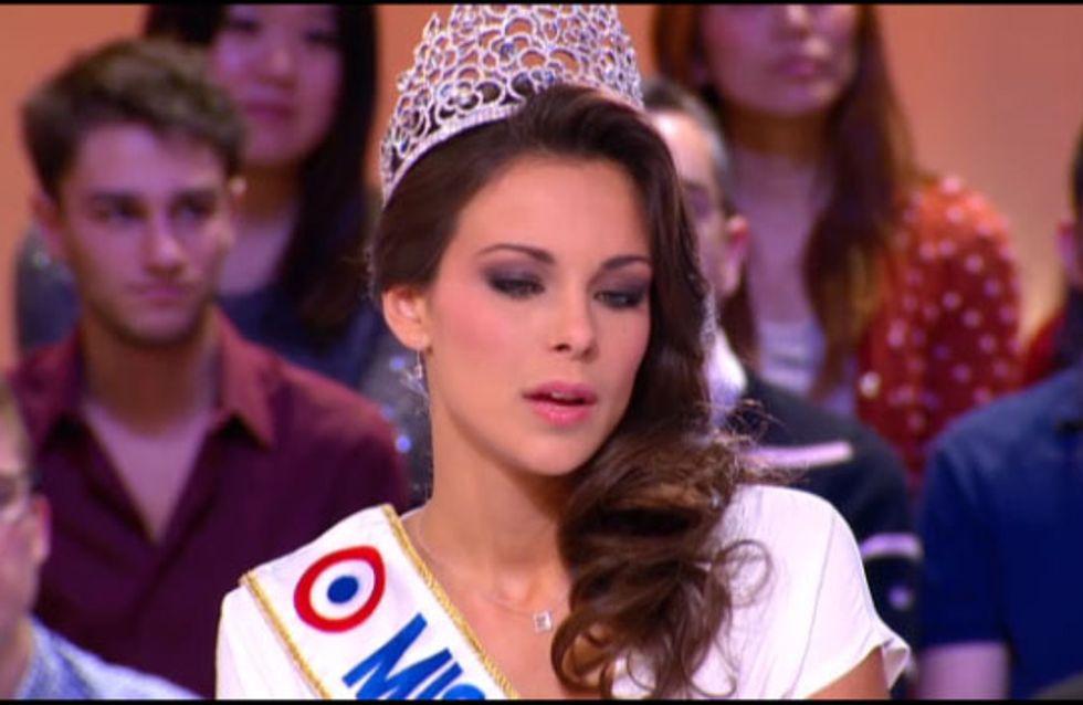 Miss France 2013 : Au Grand Journal, elle rate le test de médecine !