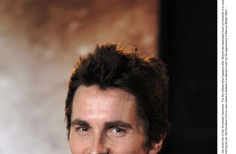 Christian Bale : Il range au placard son costume de Batman