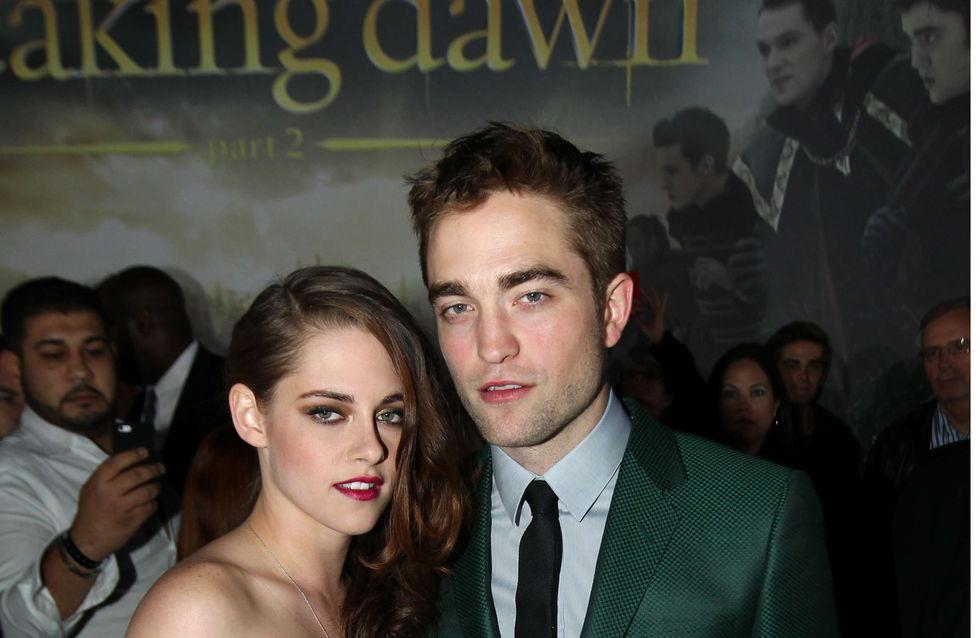 Robert Pattinson : Il avoue à Kristen qu'elle est la femme de sa vie