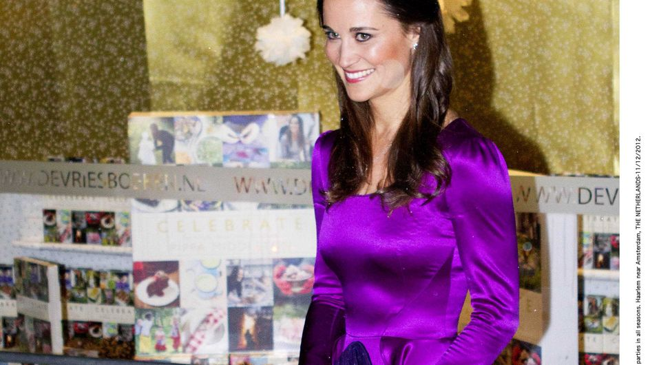 Pippa Middleton : Ouh, la vilaine faute de goût ! (Photos)