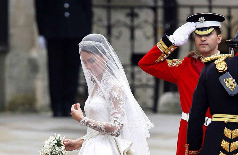 Kate Middleton : Ses robes de grossesse dessinées par la créatrice de sa robe de mariée