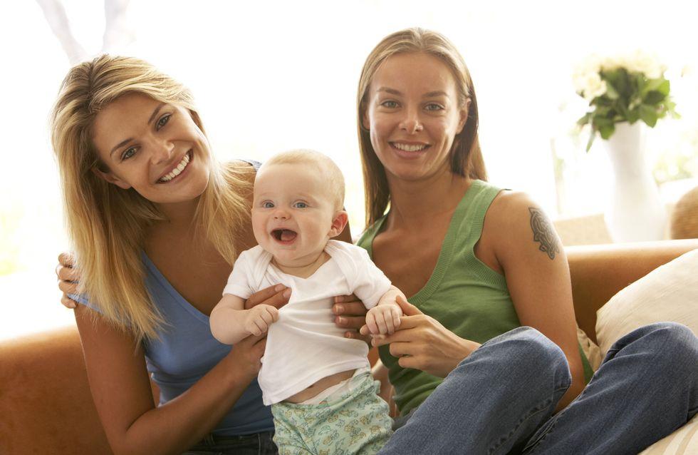 Premier congé parentalité pour une salariée homosexuelle de SFR