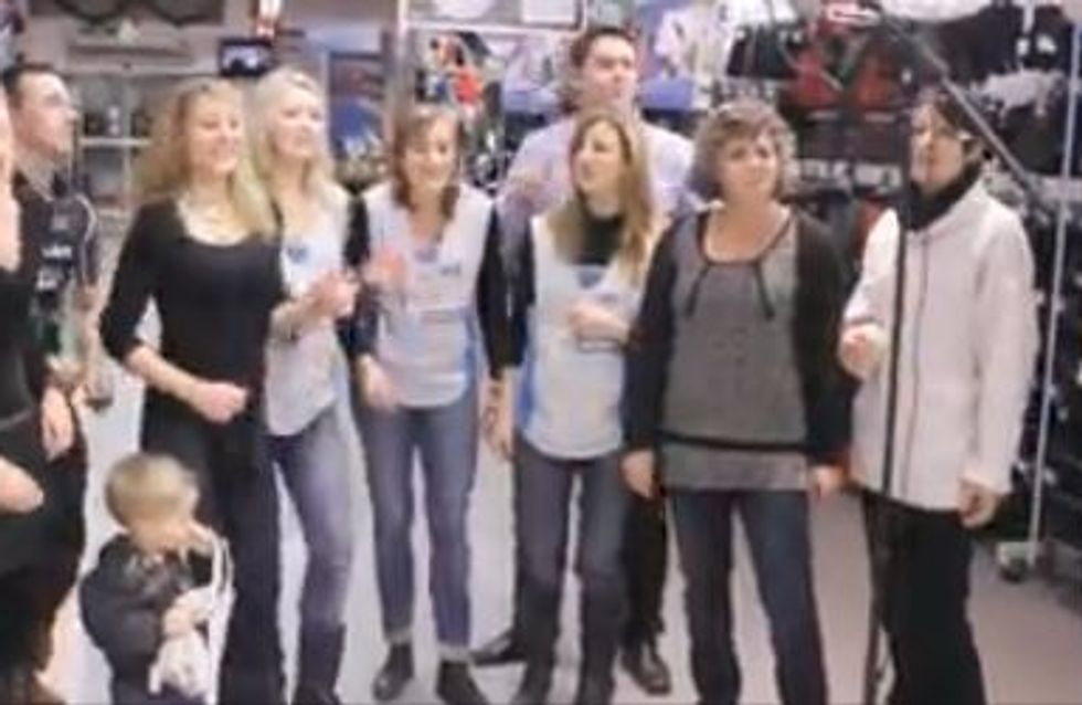 Décathlon : Leur vidéo de Noël fait le buzz !