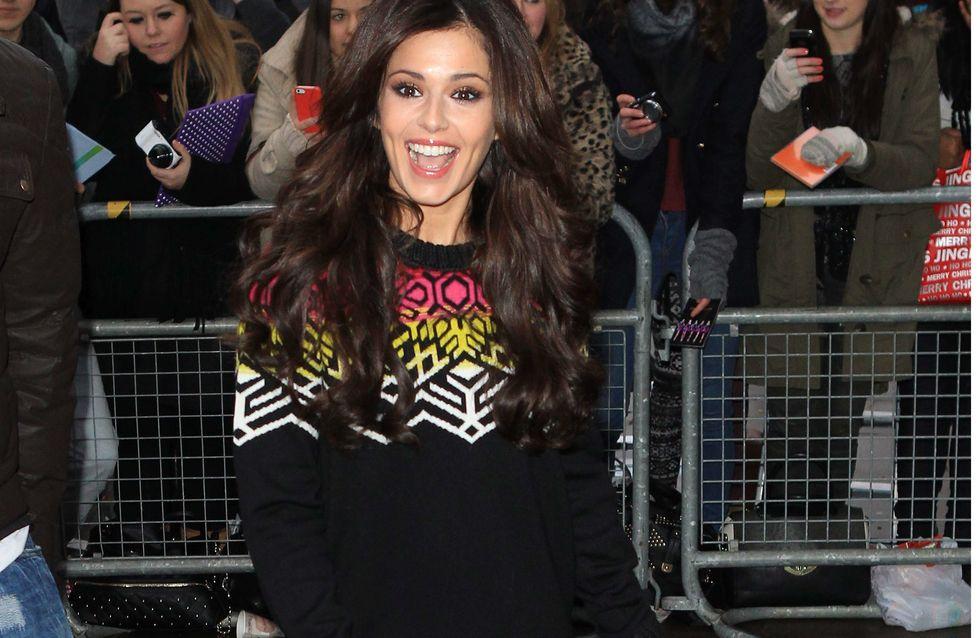 Cheryl Cole : Où acheter son pull jacquart ?