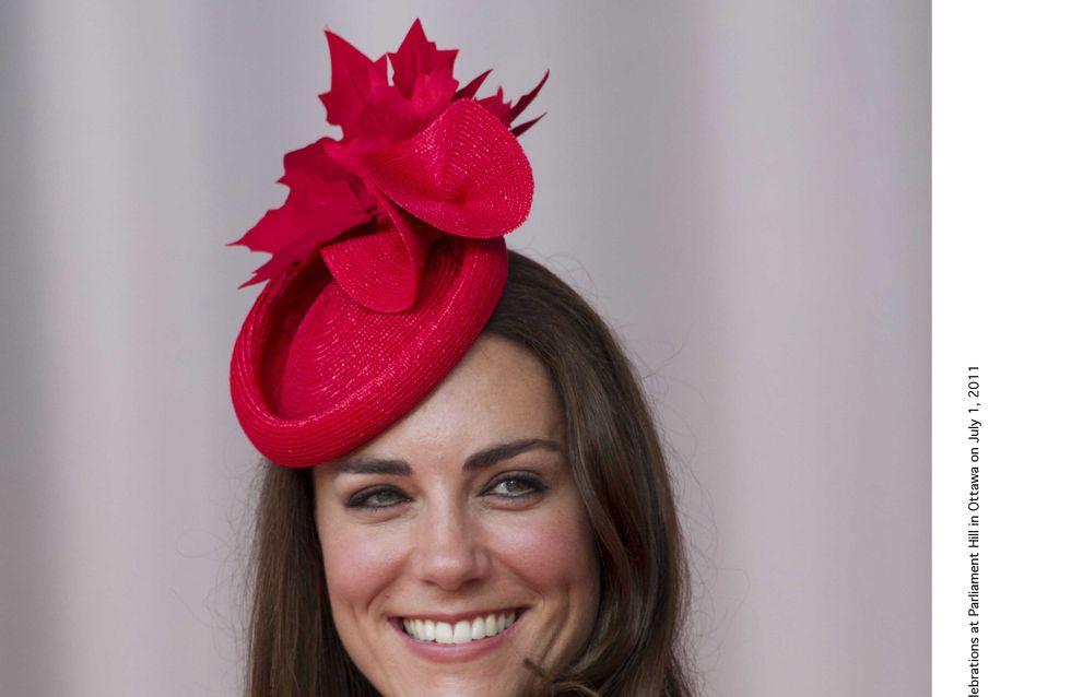 Kate Middleton : De retour et toujours aussi glamour ! (Vidéo)